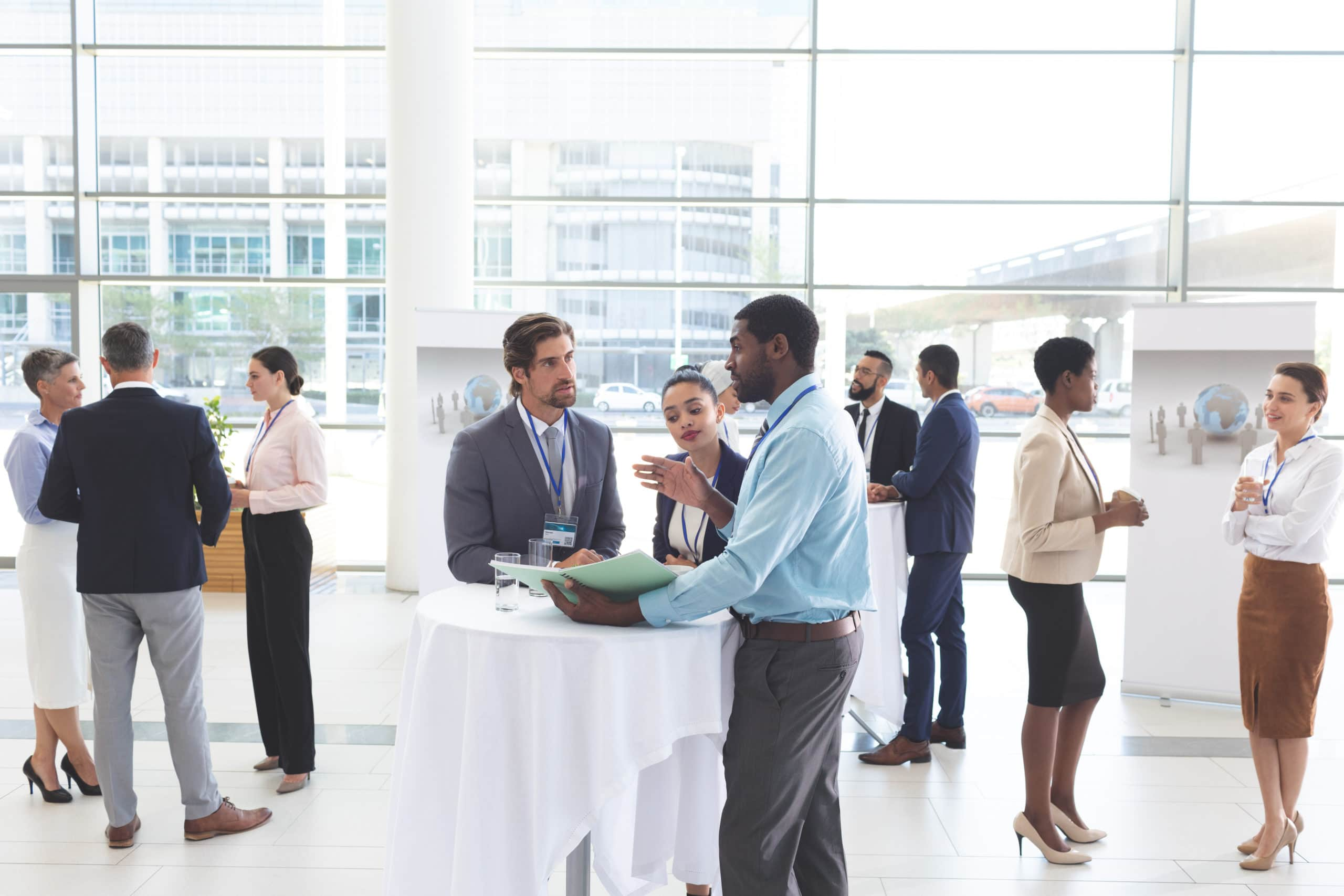 The Top 5 Benefits of Networking for Entrepreneurs